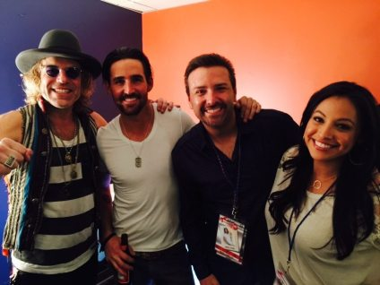 BIg & Rich with Jake Owen